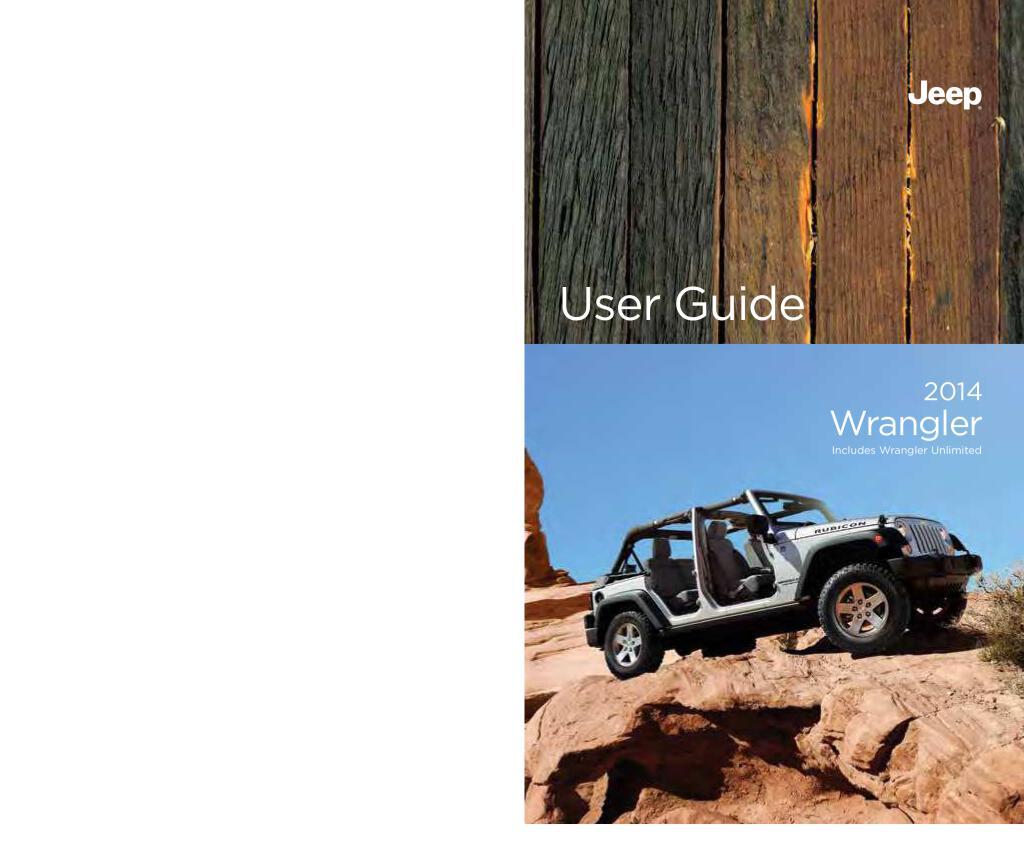 2014 wrangler unlimited users manual.pdf (2.77 mb)  jeep club