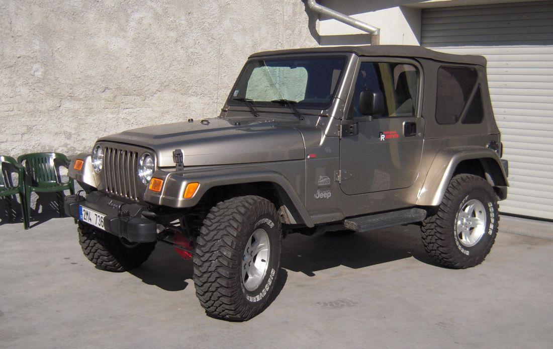 2004 jeep wrangler tj 4 0 benz n 142 kw 302 nm. Black Bedroom Furniture Sets. Home Design Ideas
