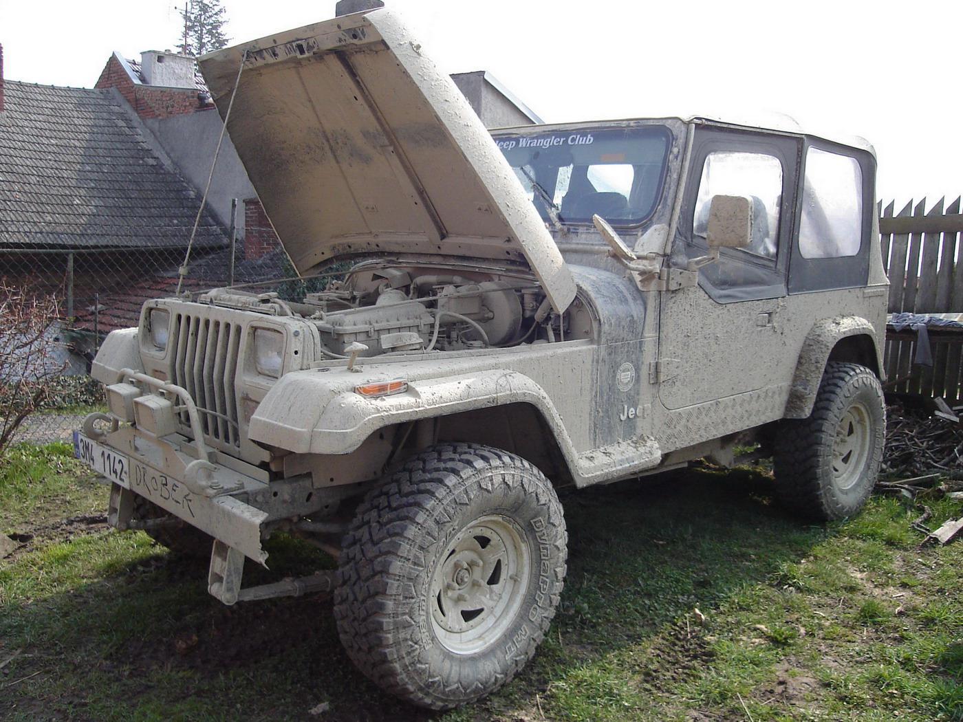 1989 jeep wrangler yj 2 5 benz n 87 kw 220 nm. Black Bedroom Furniture Sets. Home Design Ideas